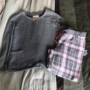 Cuddl Duds softwear with stretch pajamas